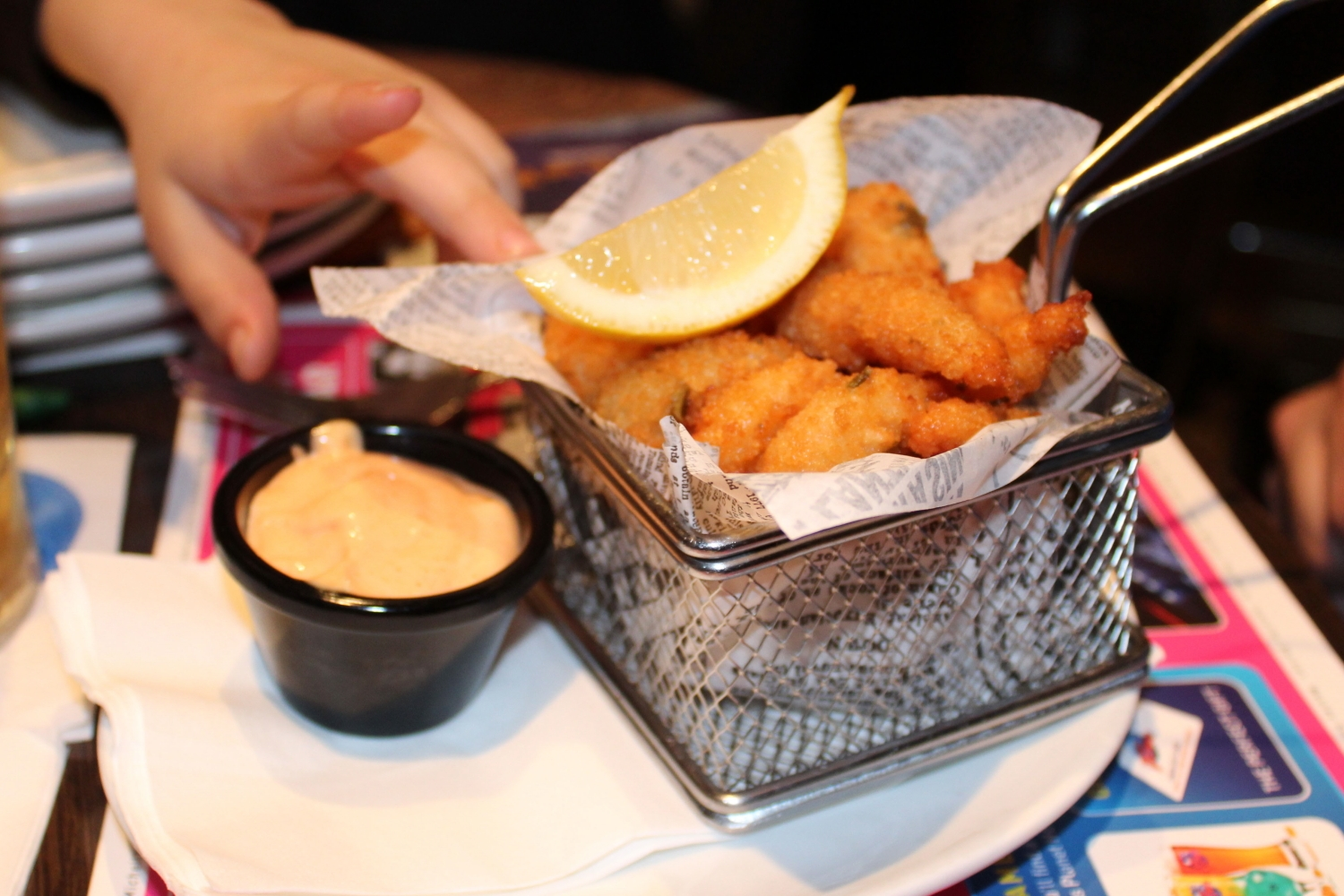 Planet Hollywood London Review 7