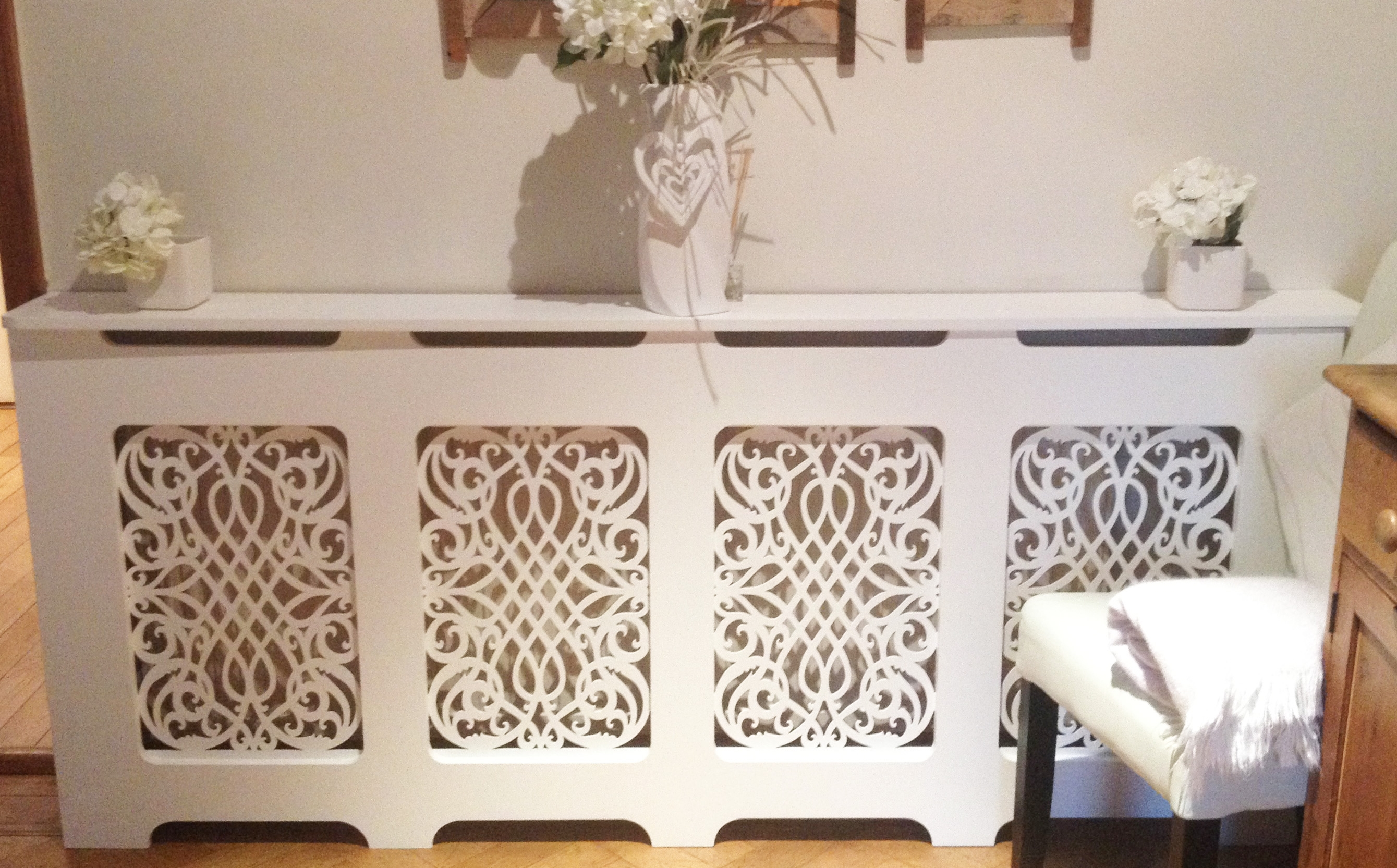 made to measure, custom, bespoke radiator covers (2)