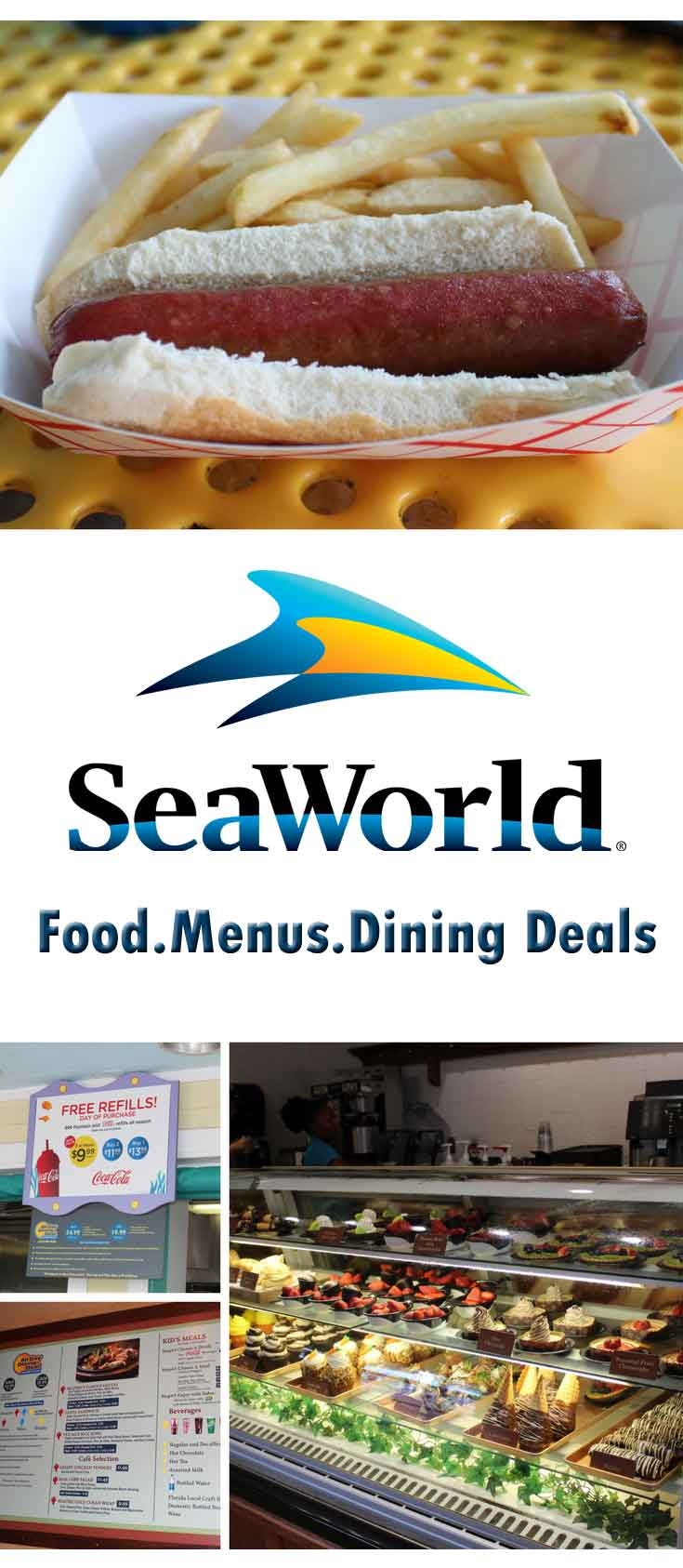 Restaurants Near Seaworld In Orlando