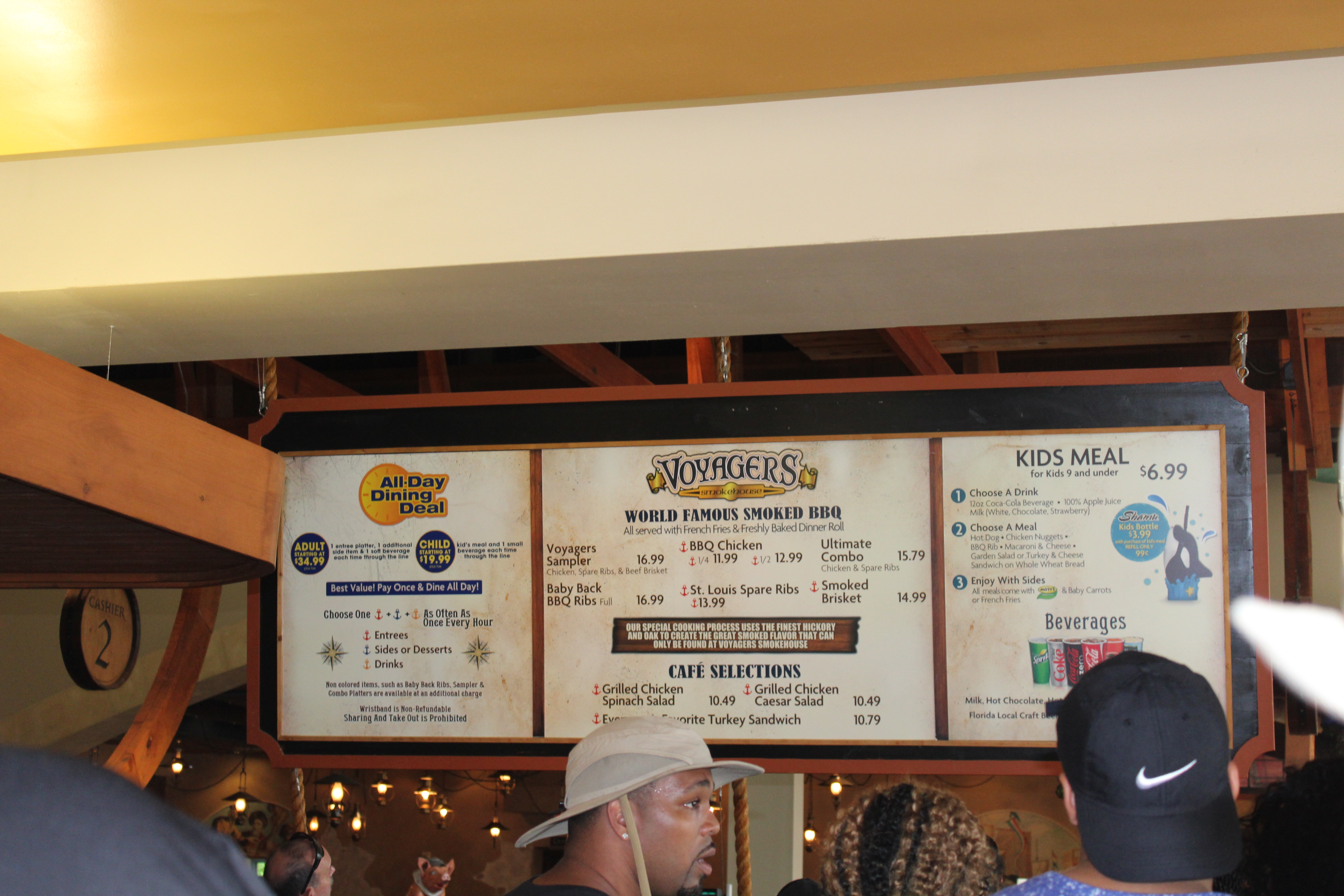 food menus and dining deal, what to eat at SeaWorld Orlando (19)