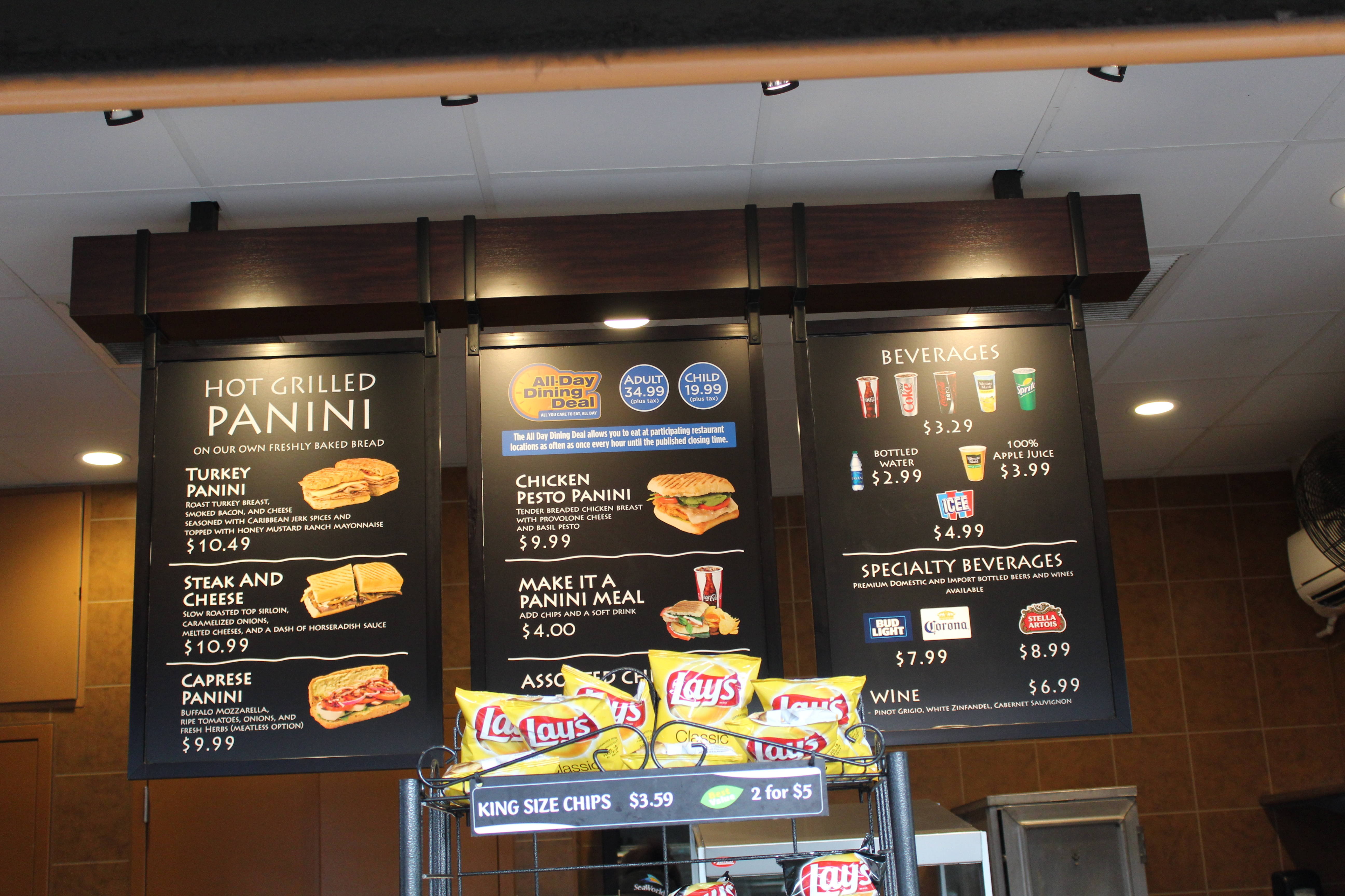 food menus and dining deal, what to eat at SeaWorld Orlando (11)