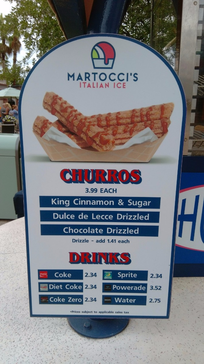 snack credits at Disney Springs Orlando (7)