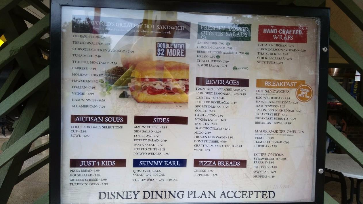 snack credits at Disney Springs Orlando (15)