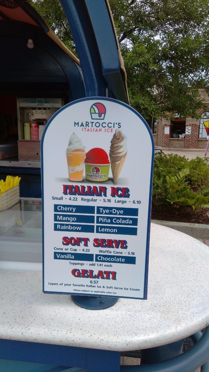 snack credits at Disney Springs Orlando (6)