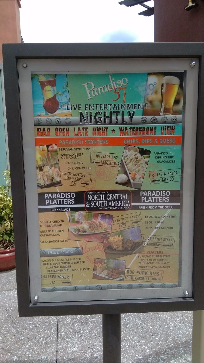 snack credits at Disney Springs Orlando (8)
