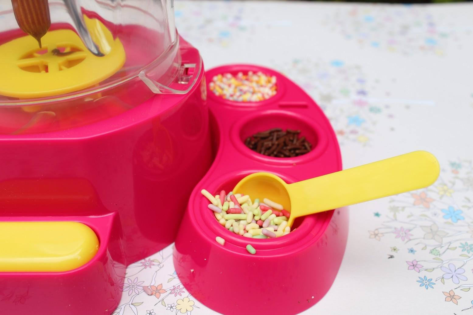 Chocolate Sprinkle Stix Toy John Adams Review (1)