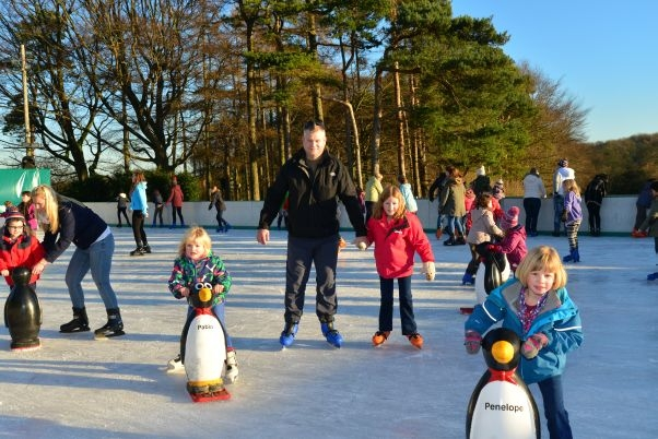 The Christmas Adventure at Stockeld Park (8)