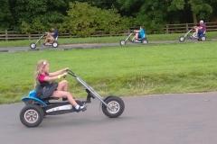 Stockeld Park Go Karts