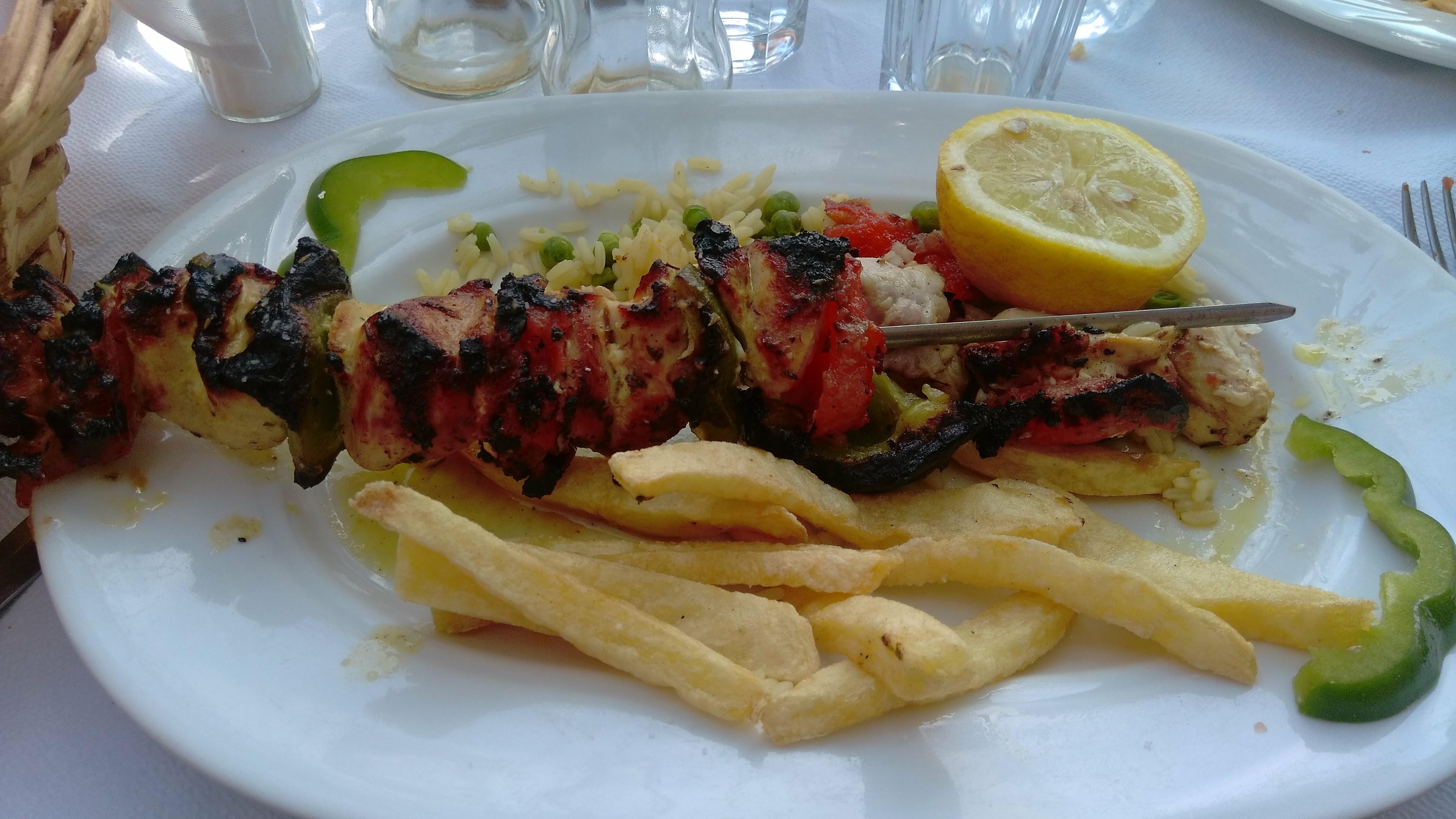 avli taverna restaurant in Stoupa (4)