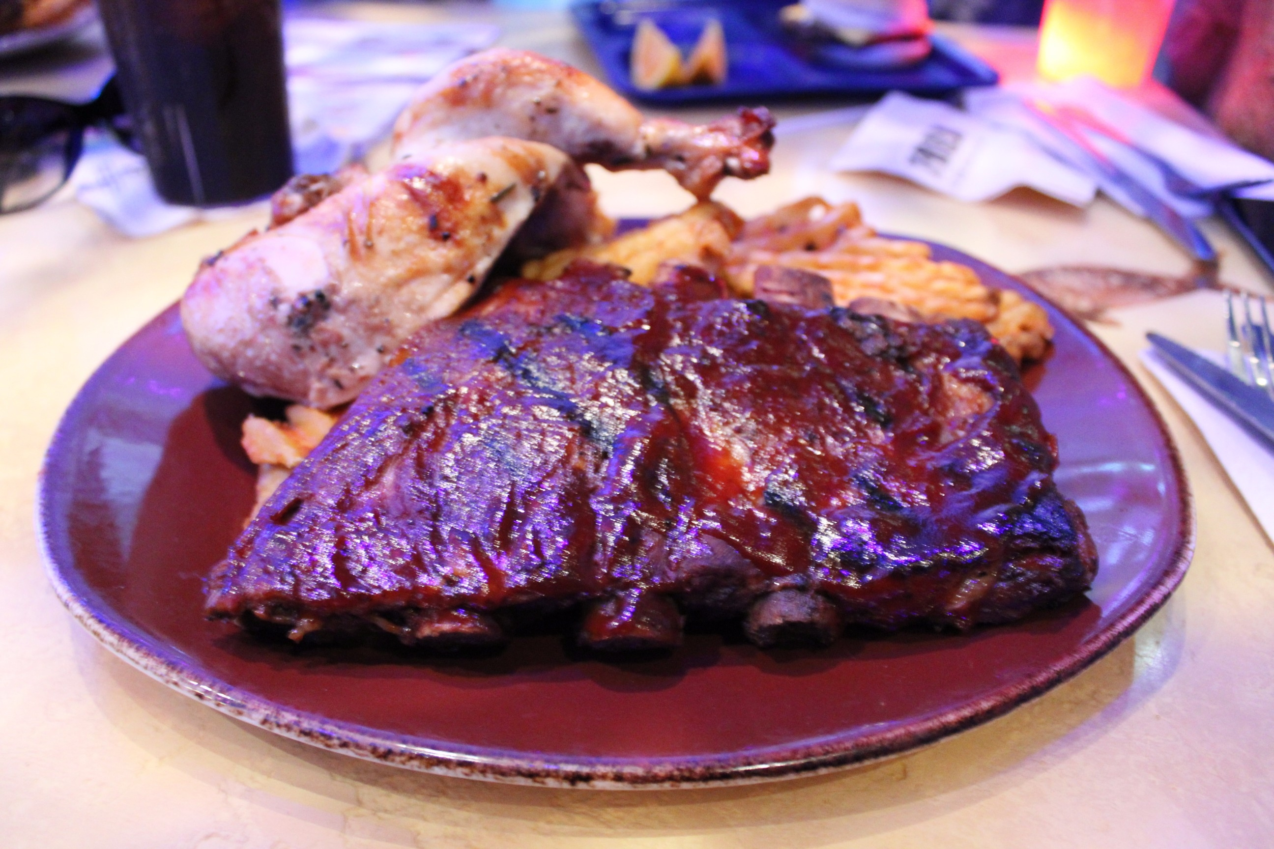 TREX Food Photos Restaurant Review Disney Springs (12)