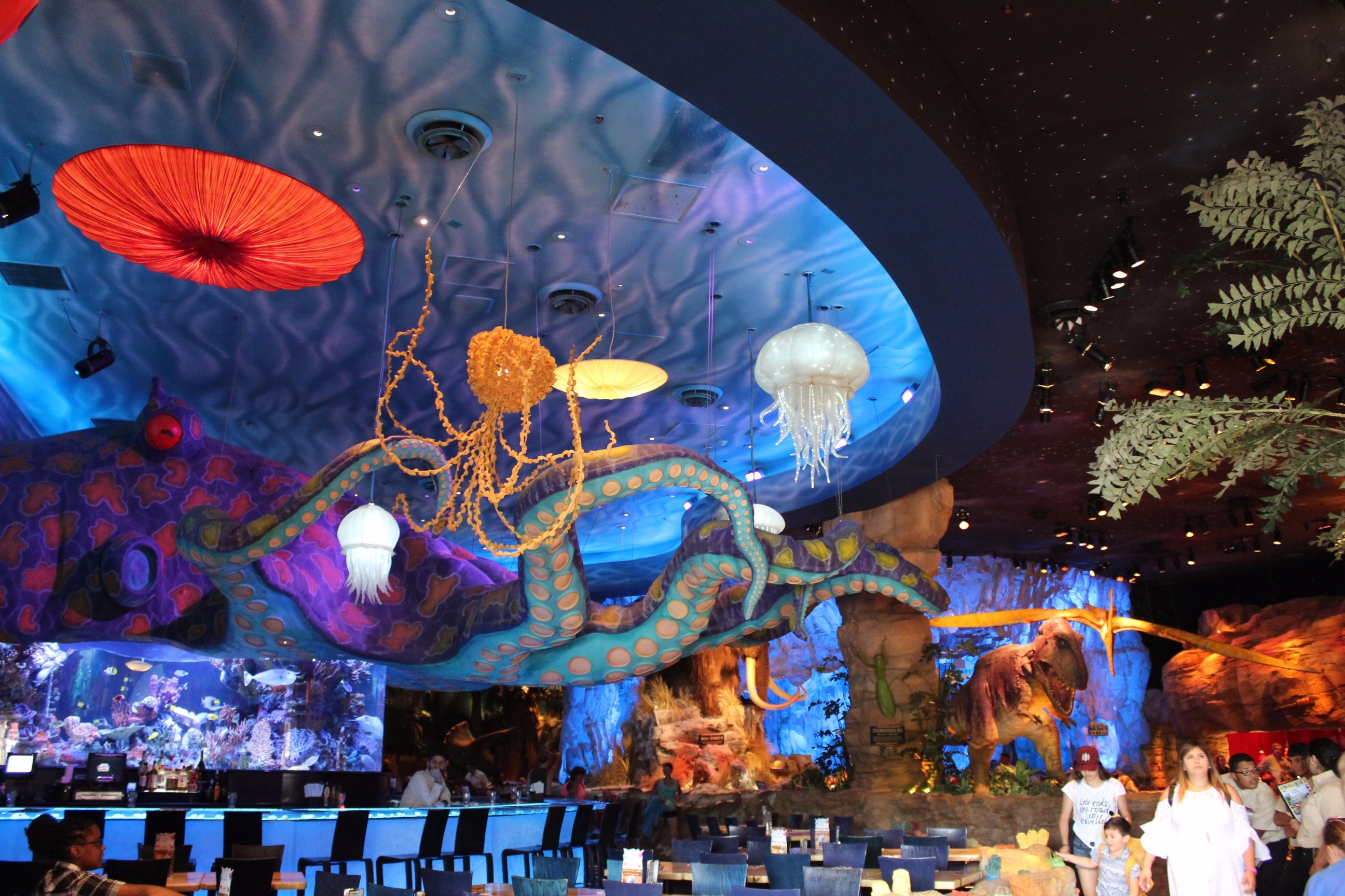TREX Food Photos Restaurant Review Disney Springs (4)