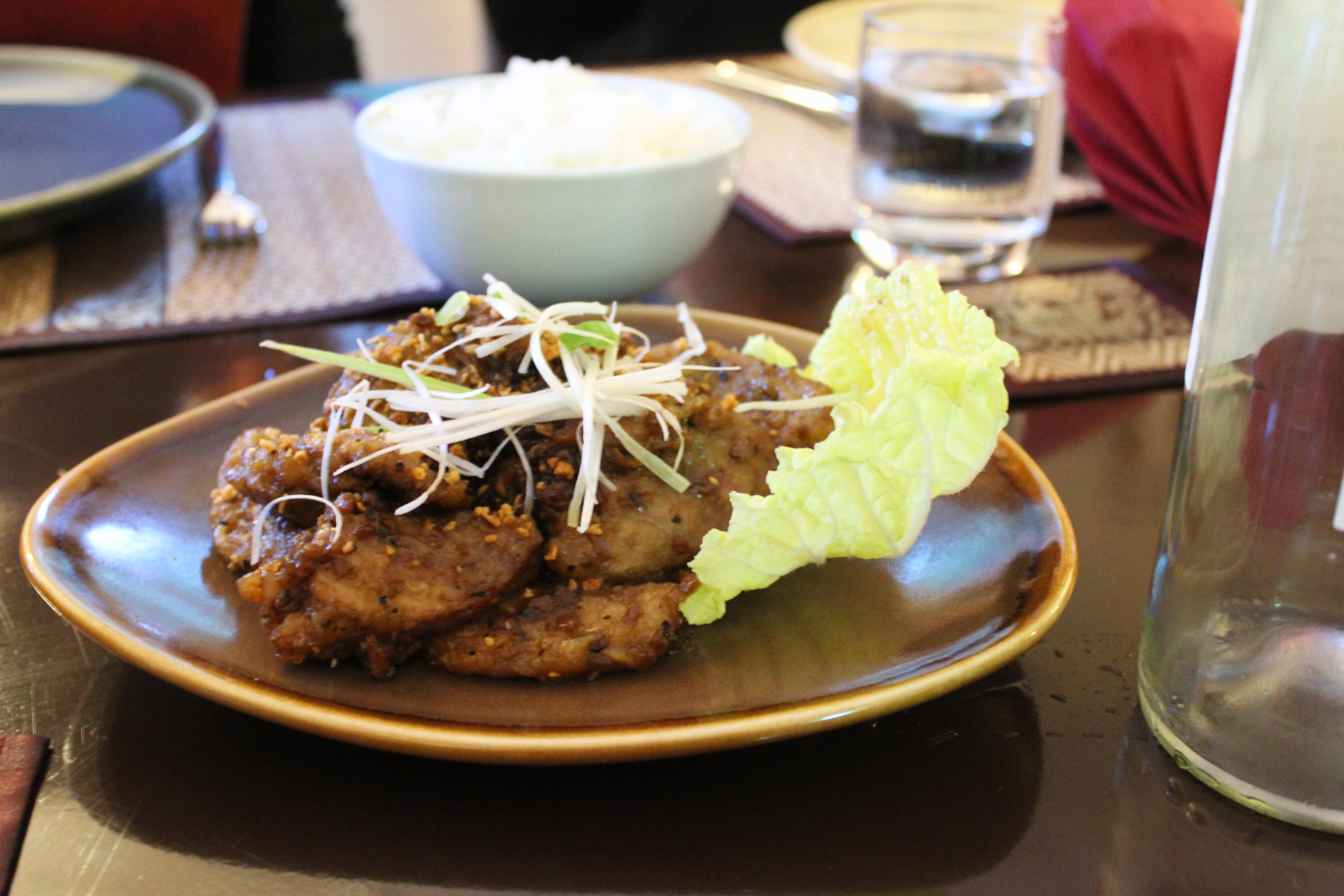 Thai Season by Pritsana Restaurant Pocklington York (Duck)