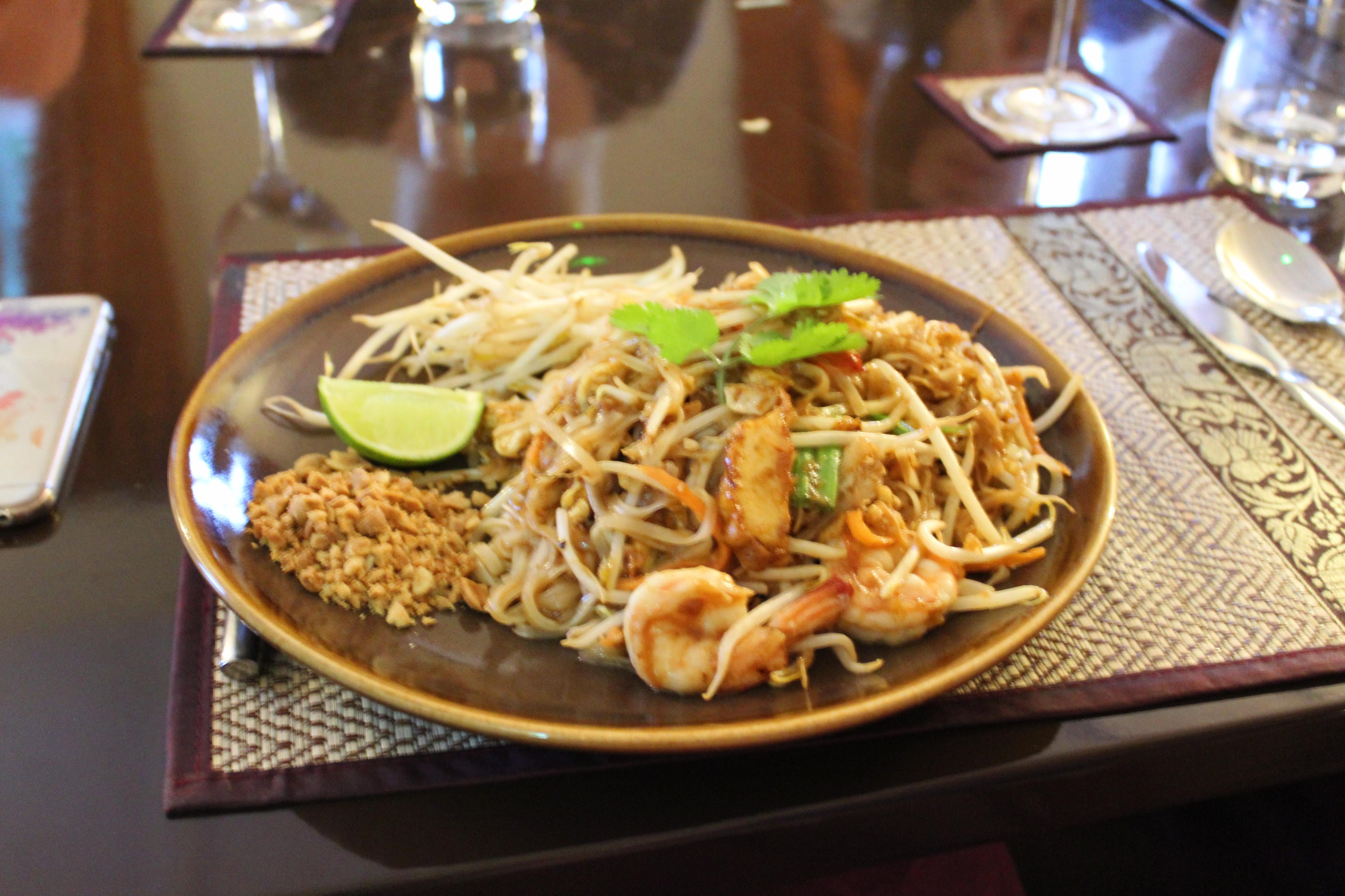 Thai Season by Pritsana Restaurant Pocklington York (Pad Thai King Prawns)