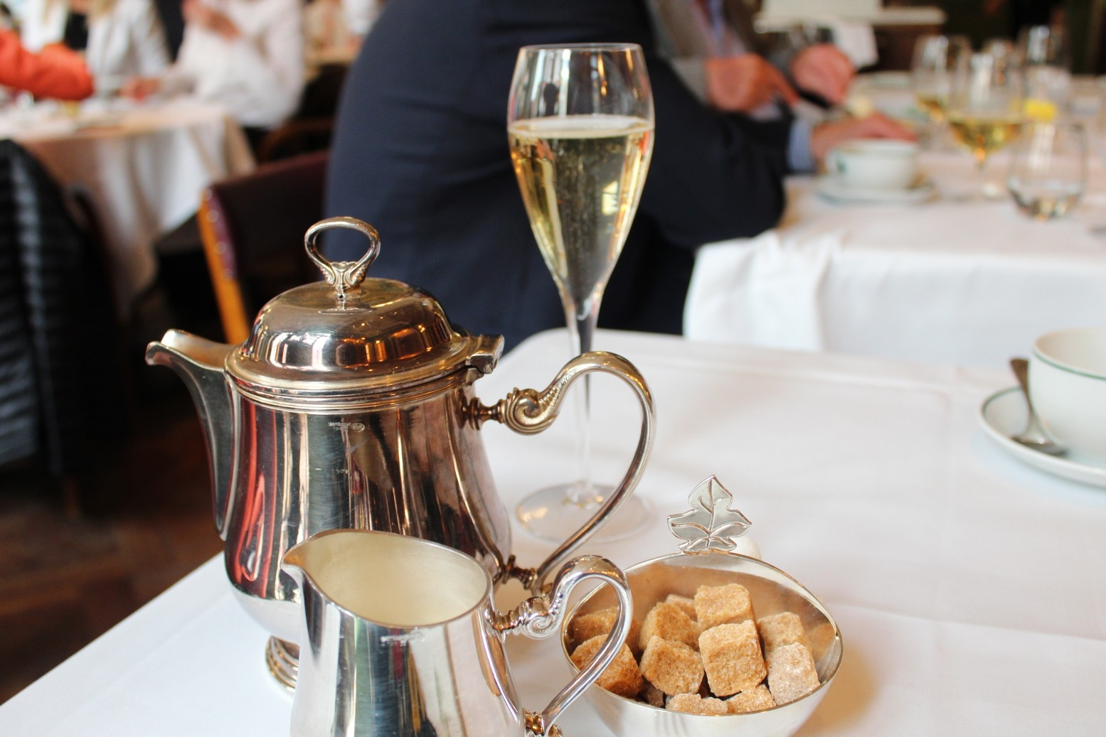 The Ivy Afternoon Tea, York - a Review (2)