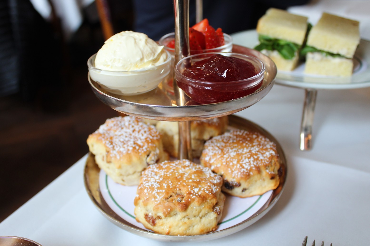 The Ivy Afternoon Tea, York - a Review (3)