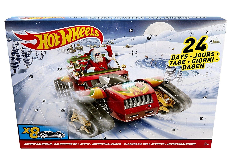 Toy advent calendar Hot Wheels Advent Calendar