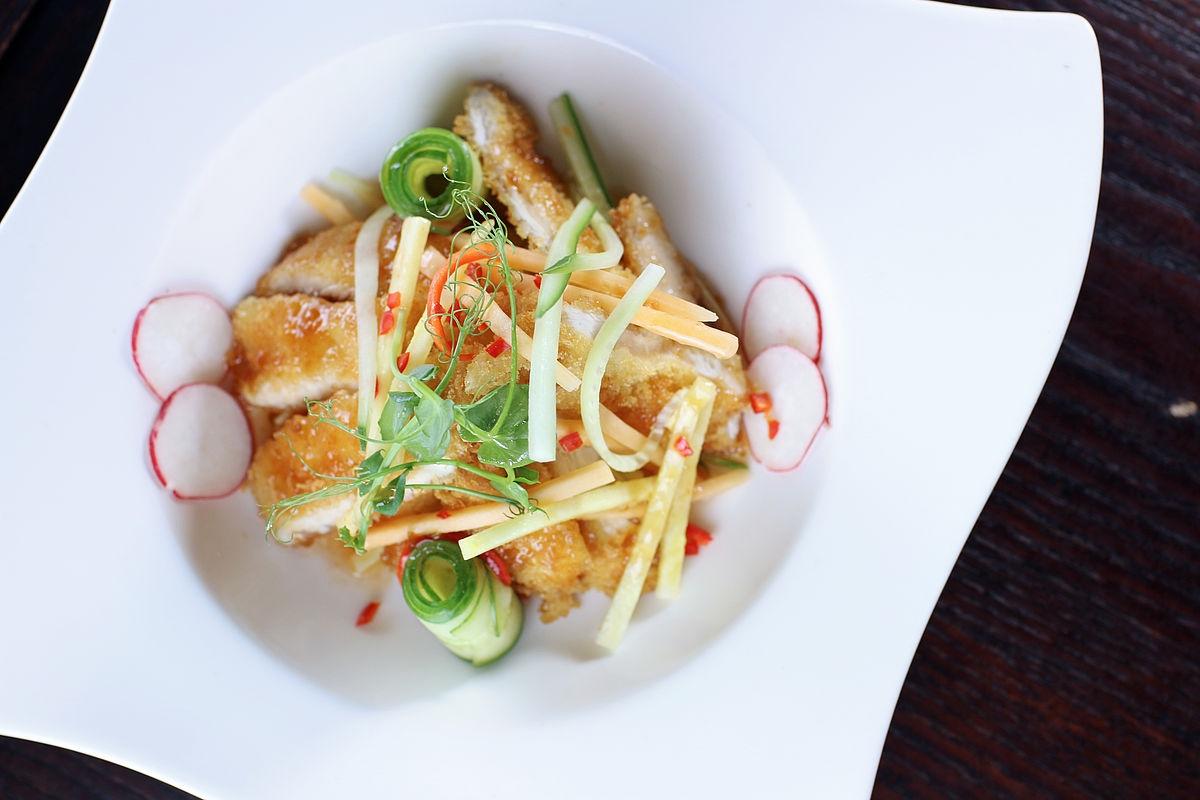 Thai food chaophraya