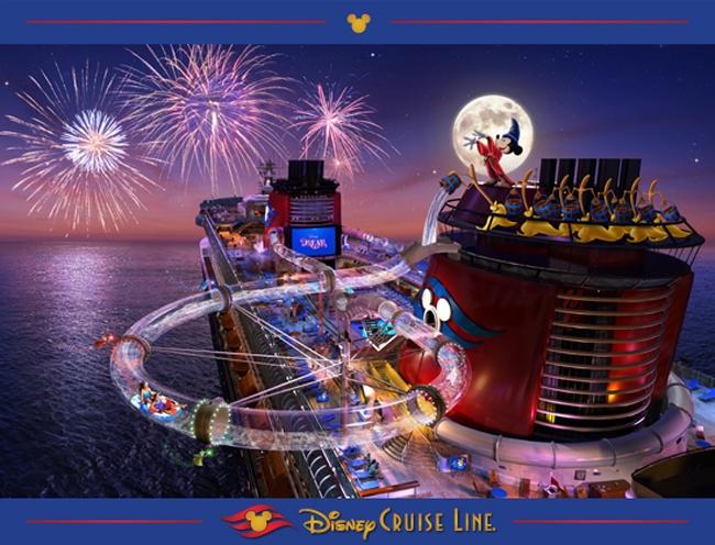 disney cruise line kids