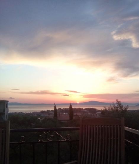 sunset-over-stoupa-villa-serendipity