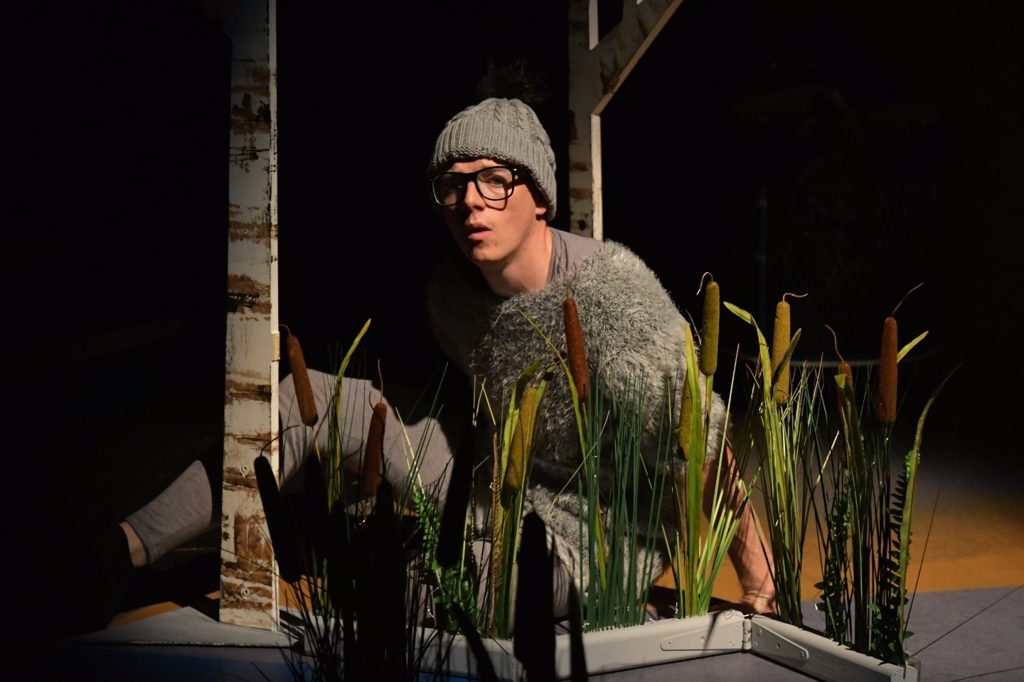 Danny Childs as the Ugly Duckling- Ugly Duckling by Emma Reeves, photo by Brian Slater 5 (4)