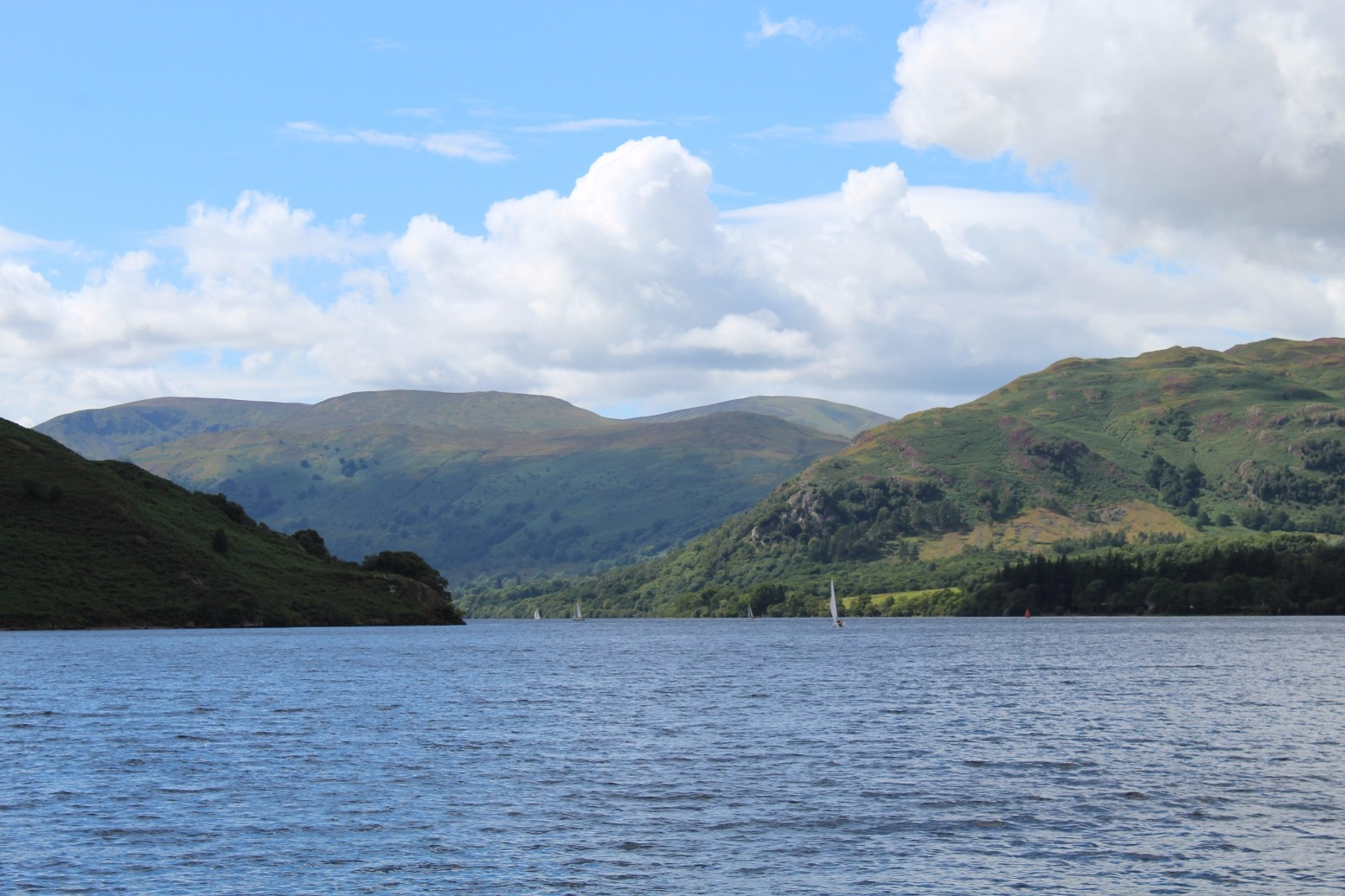 Ullswater Steamers Review from Pooley Bridge (2)