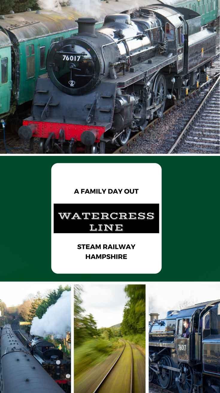 watercress-line-steam-railway-hampshire-pinterest
