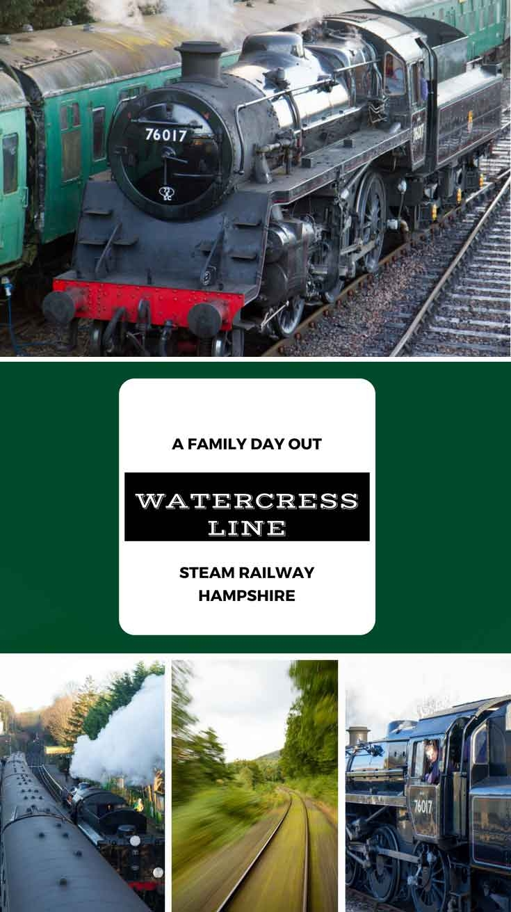 watercress-line-steam-railway-hampshire-pinterest