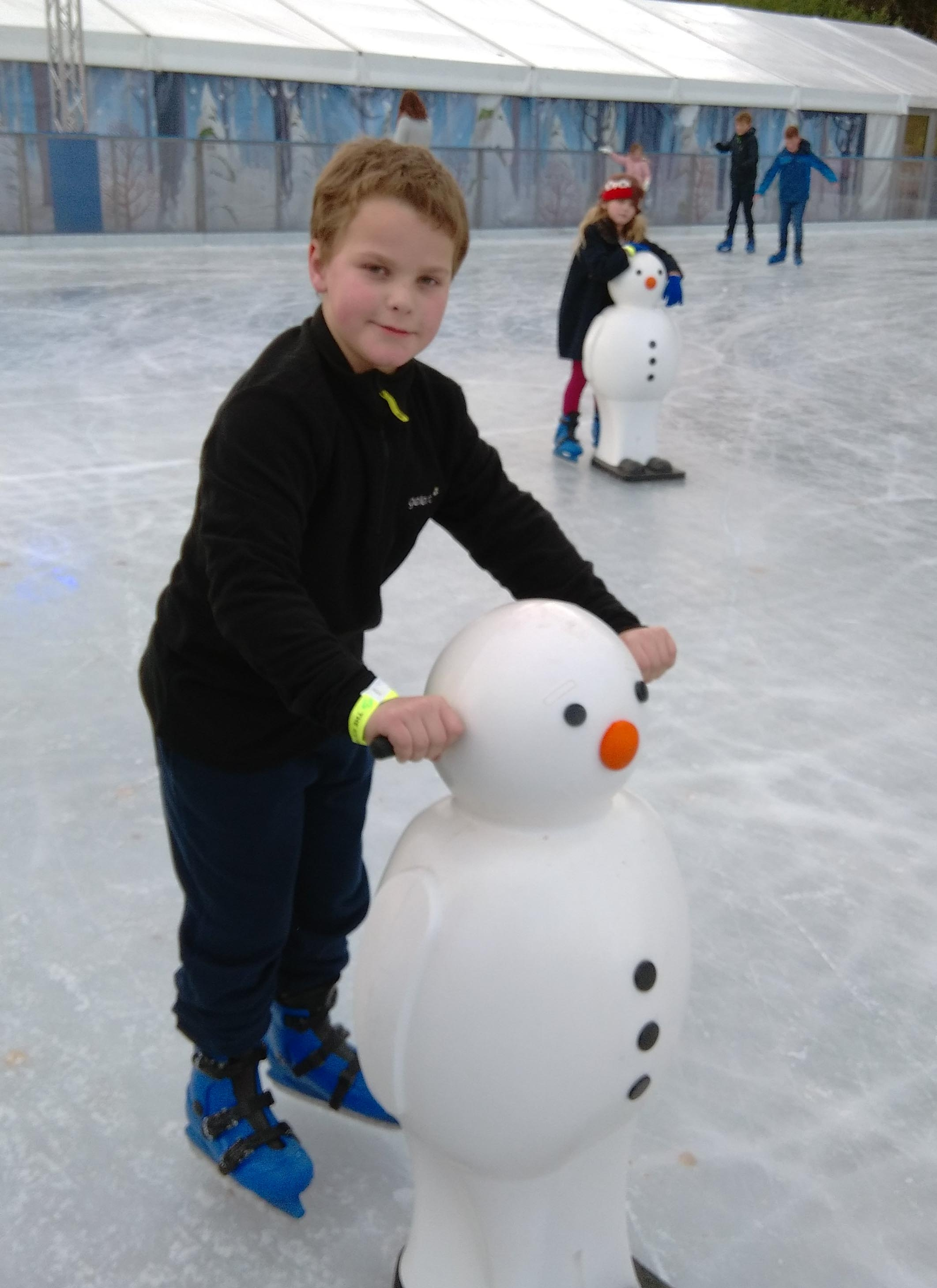 Yorkshire\'s Winter Wonderland Designer Outlet York (20)