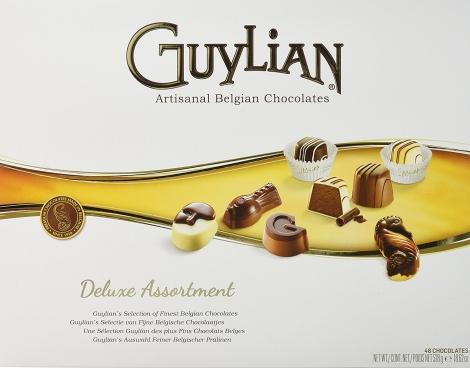 Guylian Belgian Chocolates 528g