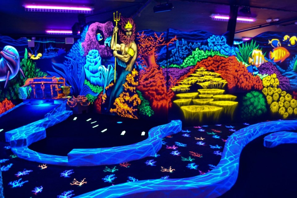 4d golf at Xscape Castleford (5)