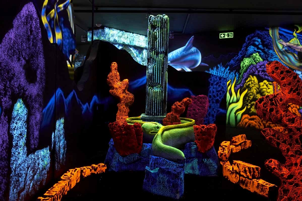 4d golf at Xscape Castleford (4)