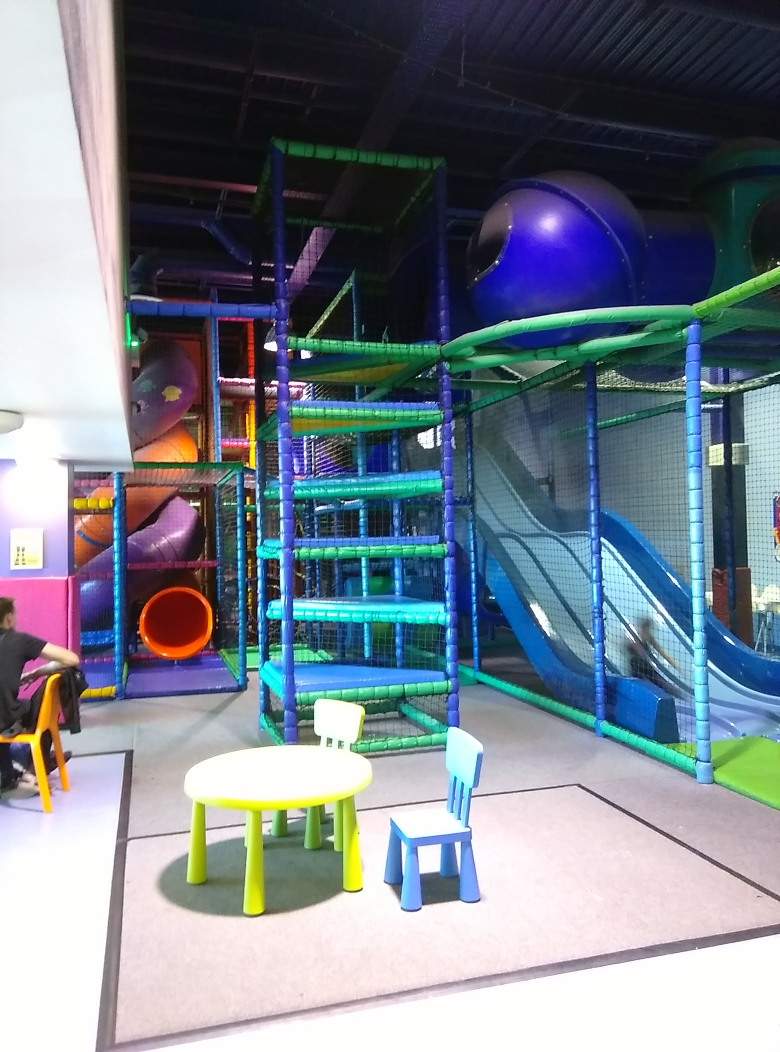 f0637beda6c Laser Maze, 4D Golf and Soft Play - a day out at Xscape Castleford ...