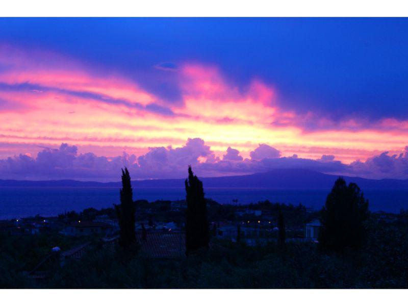 Villa Serendipity Stoupa Sunset