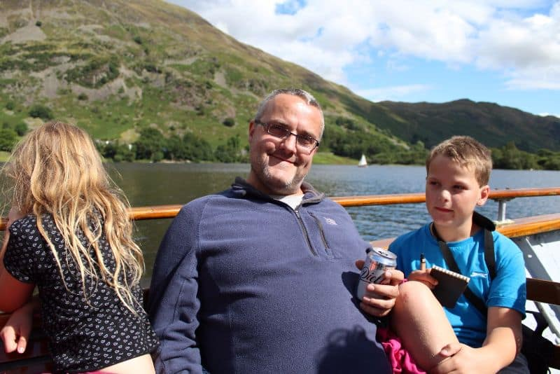 Ullswater Steamers Review