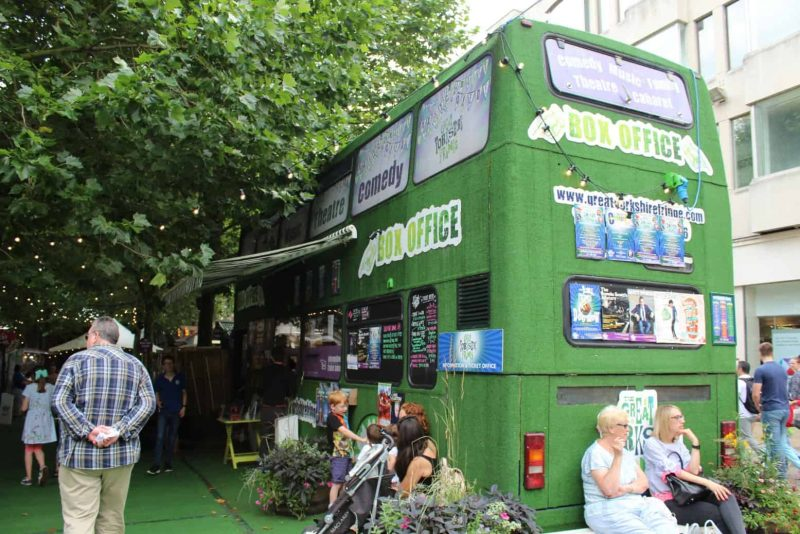 Things to do in York- Great Yorkshire Fringe