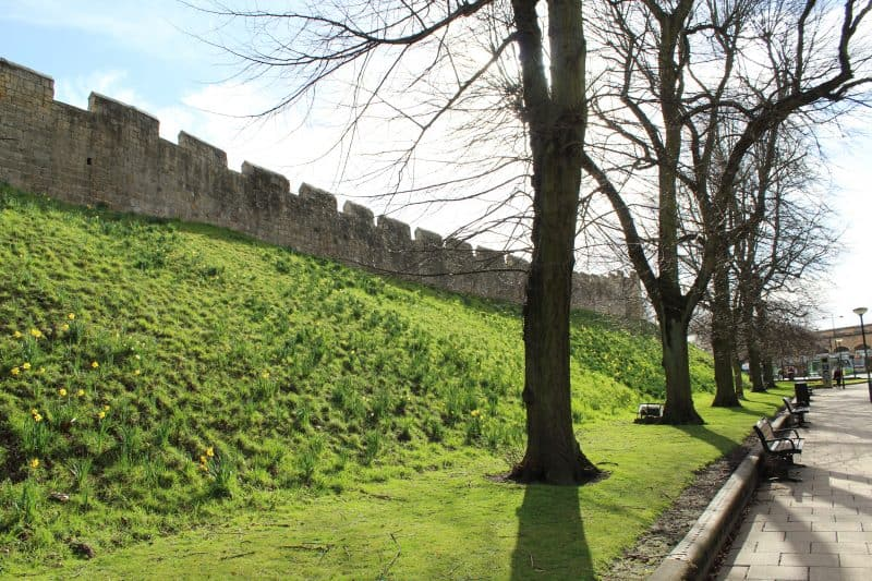 York Bar Walls/City Walls