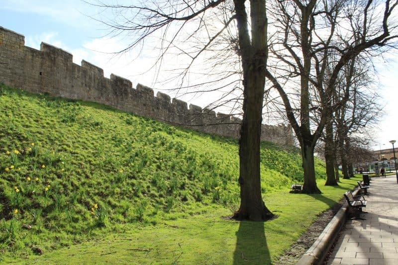 York Bar Walls/City Walls