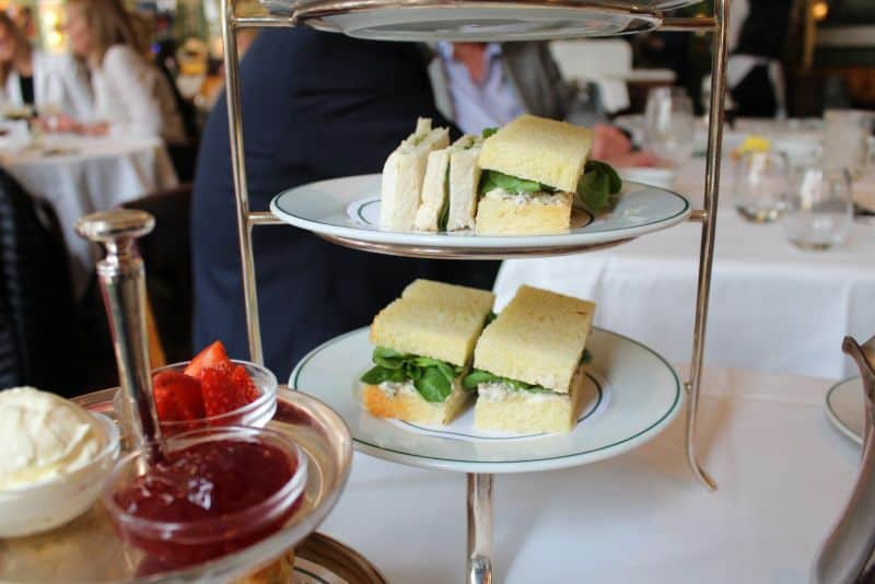The Ivy Afternoon Tea, York