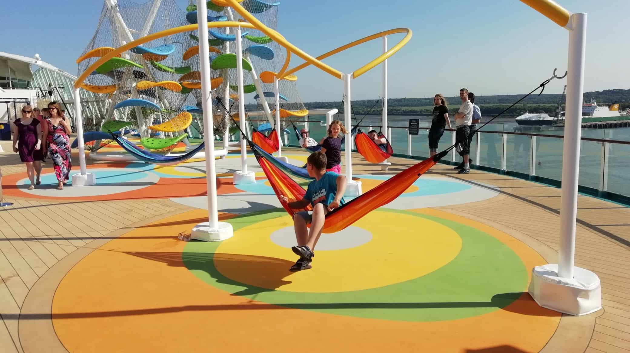 Family Travel Blogs UK - on Royal Caribbean's Independence of the Seas