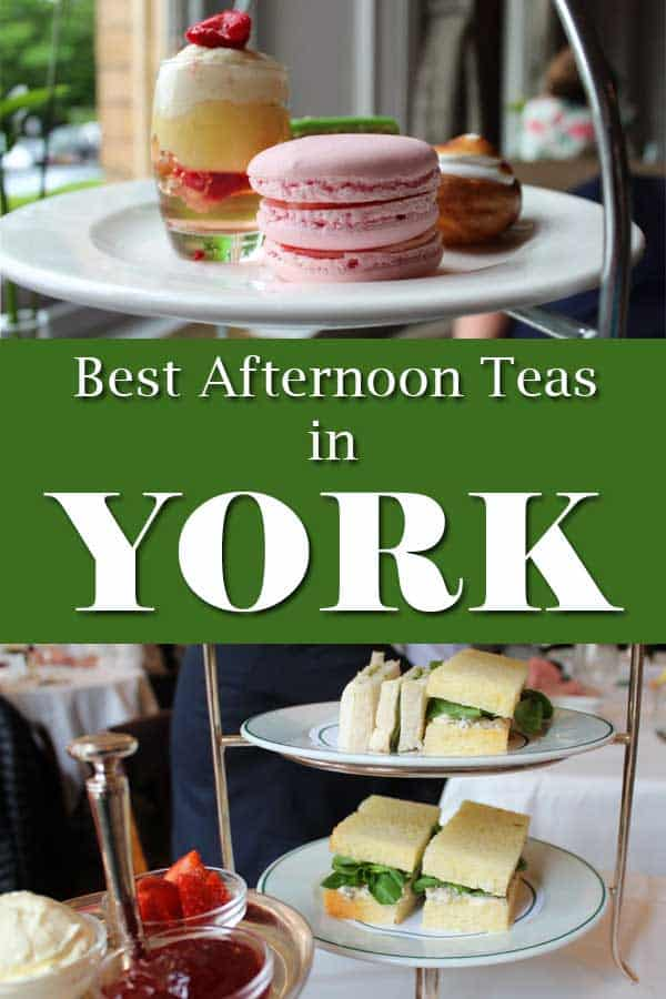 Afternoon tea york