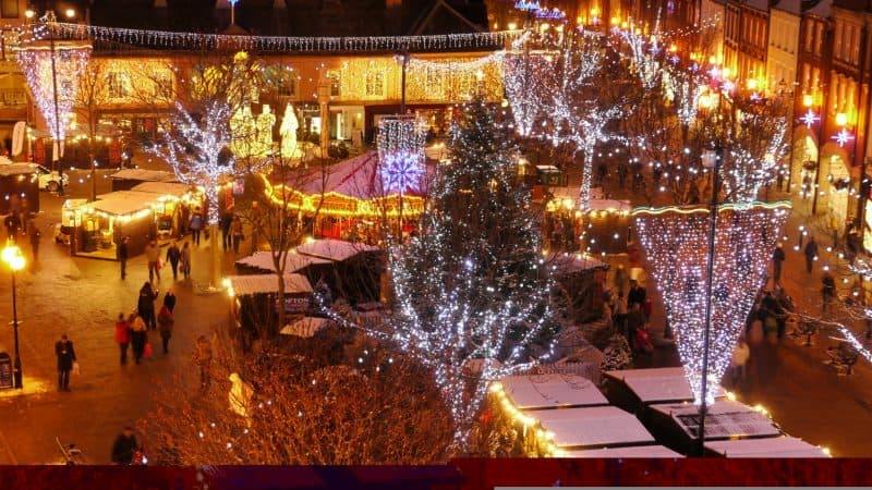 Christmas Markets in the Lake District, Cumbria