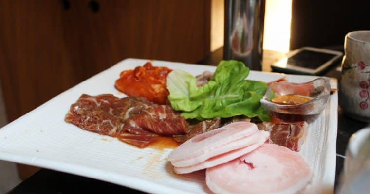 Koba London – Korean BBQ Restaurant Review
