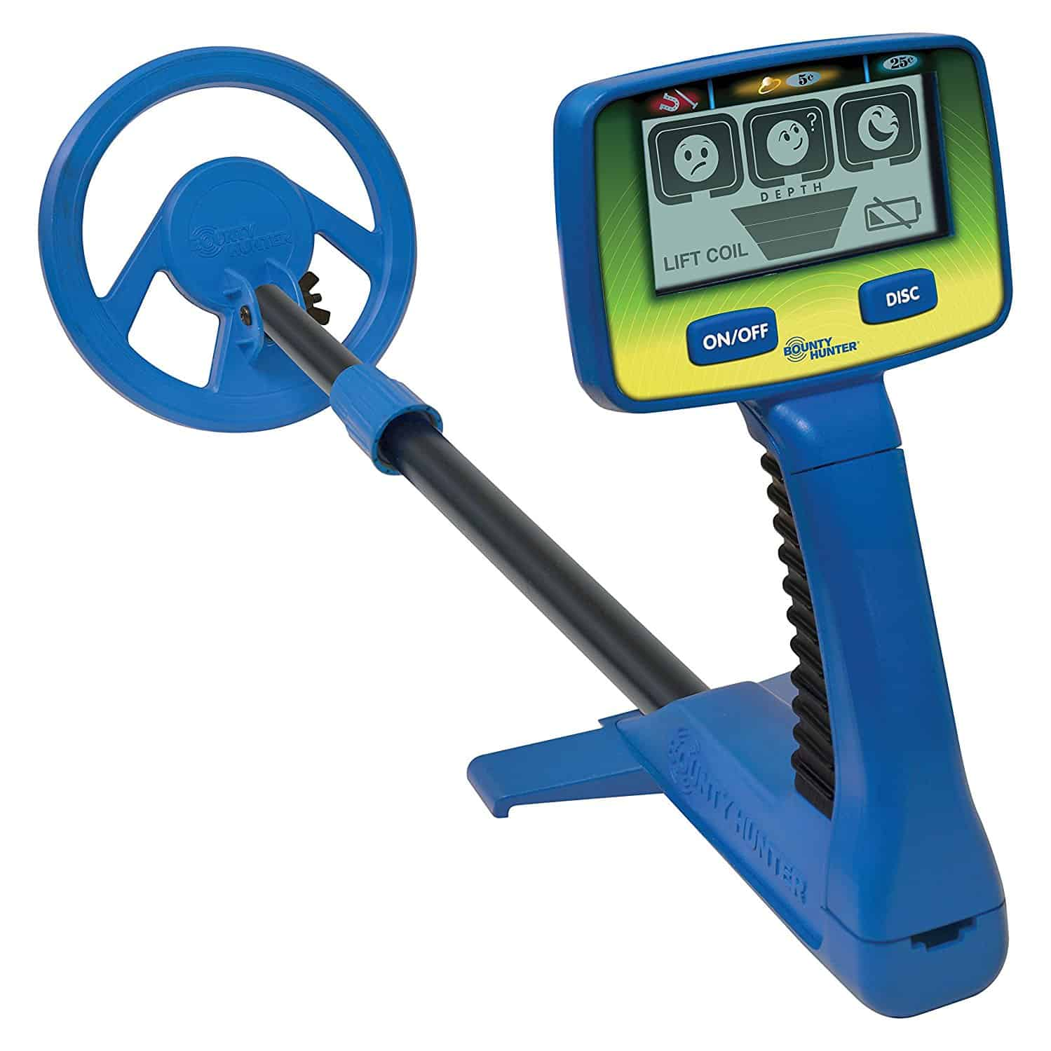 Treasure Hunting Kids Metal Detectors for Kids!
