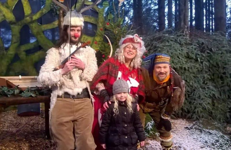 Kielder Christmas event UK