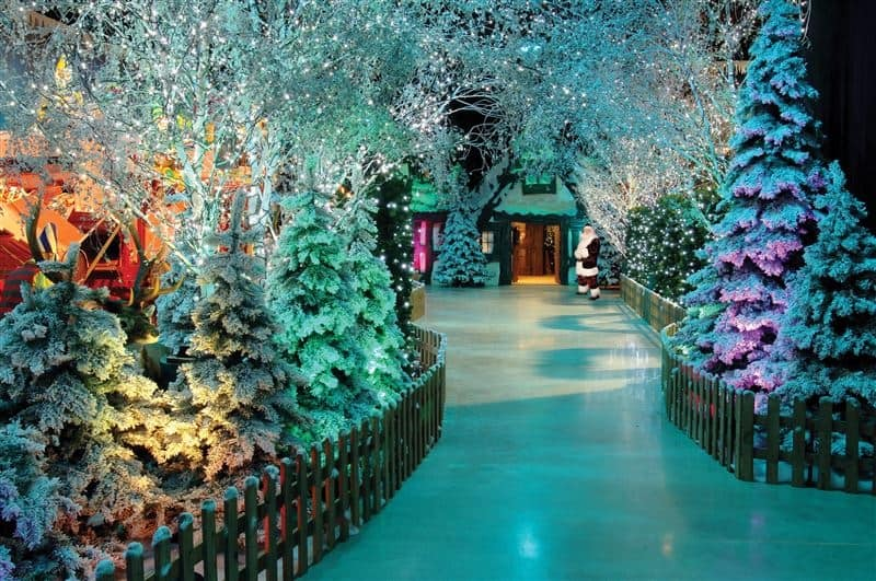 Thursford Christmas Event UK