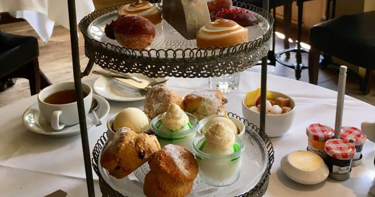 Afternoon Tea at the Hotel du Vin, Cambridge – Review