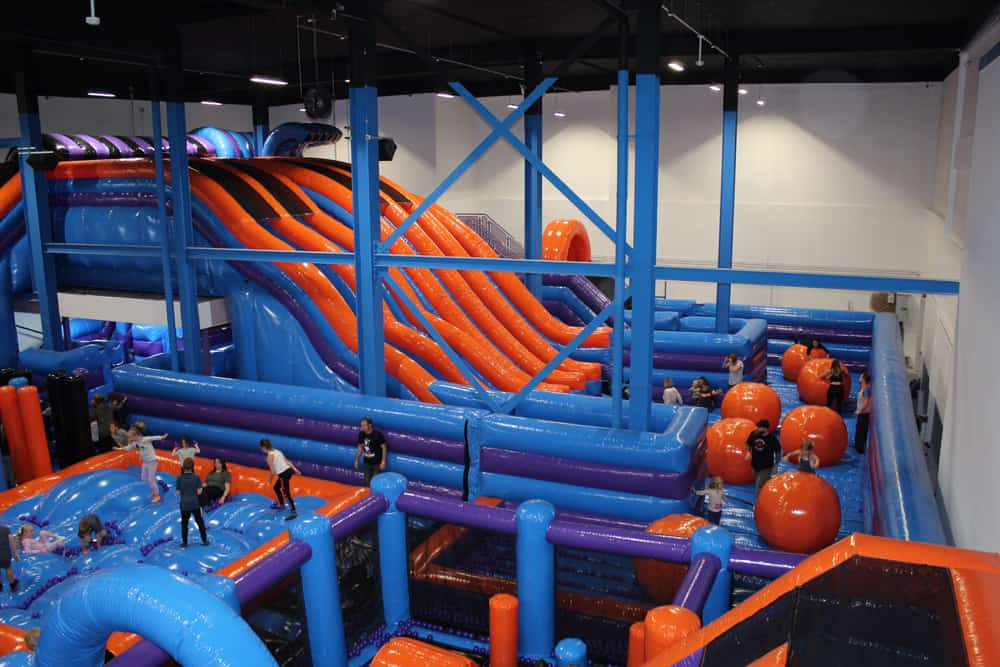 Inflata Nation Beverley Yorkshire
