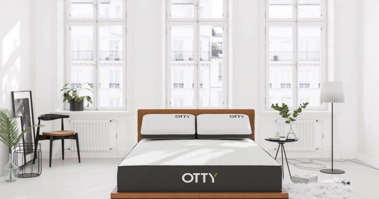 Otty Memory Foam Deluxe Pillows – Review