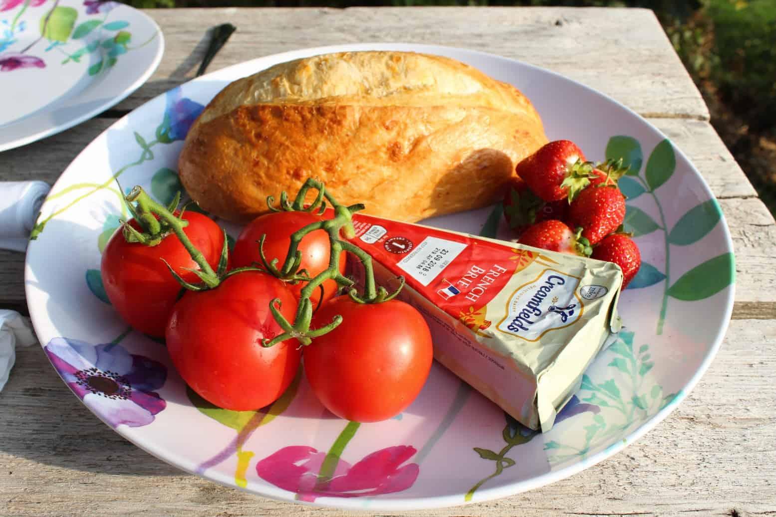Portmeirion Water Garden Melamine Tableware Review