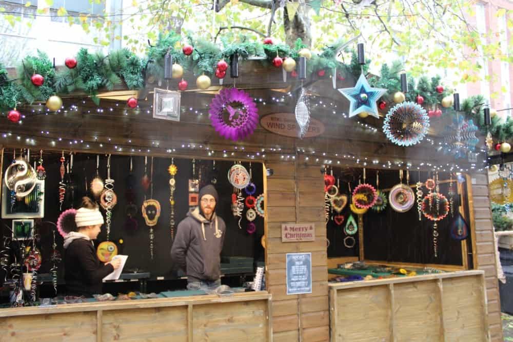 York Xmas Market
